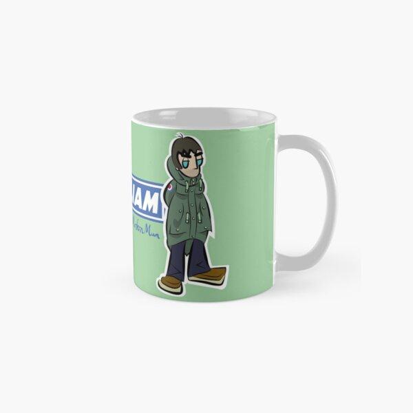 LG - Parka Monkees - Cartoon LGv1 w/ Logo (Khaki Parka) Classic Mug