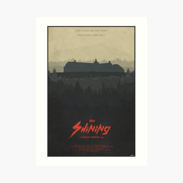 The Overlook - The Shining Art Print