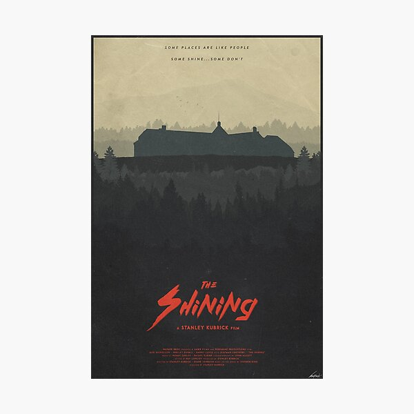 The Overlook - The Shining Photographic Print