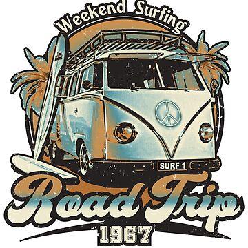 Road Trip 1967 by RycoTokyo81
