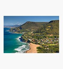 Stanwell Park  Photographic Print