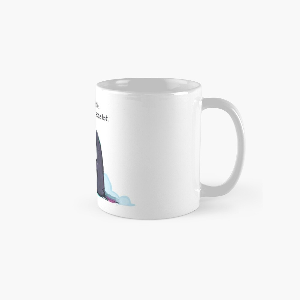 I Like You a Lottle Penguins Mug