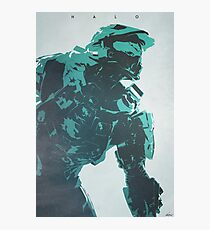The Master - Halo Photographic Print