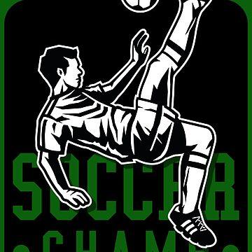Soccer champ by Skullz23