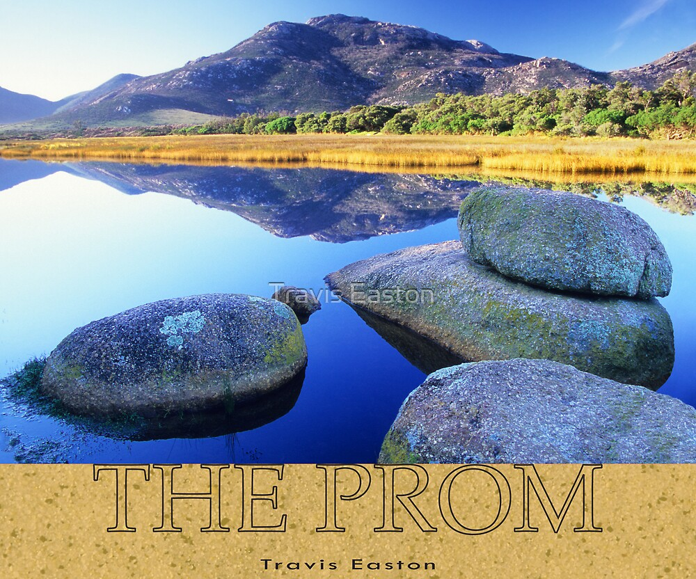 The Prom (book now available on blurb) by Travis Easton