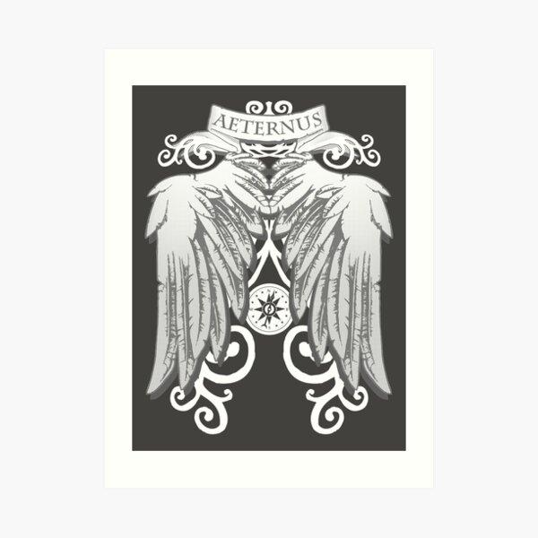 AETERNUS Art Print