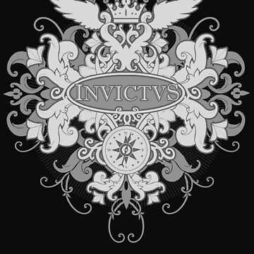INVICTVS Light grey by medusadollmaker