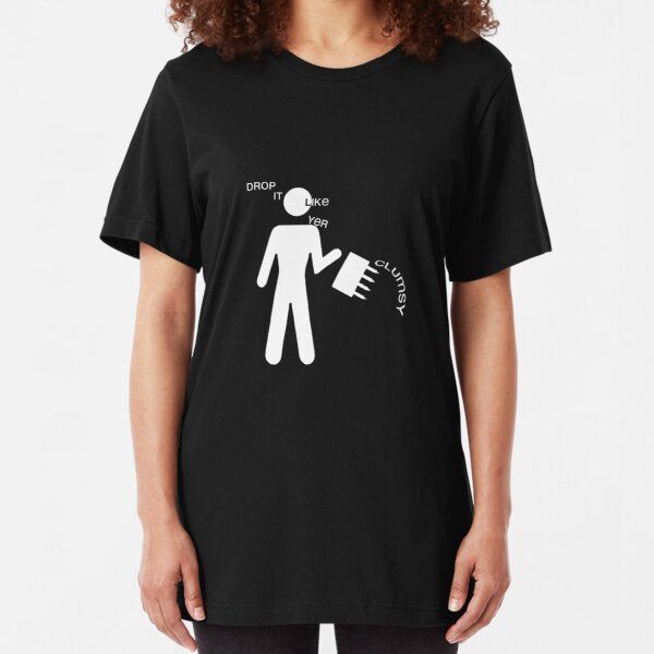 Expression Tees Drop It Like A Squat Crewneck Sweatshirt