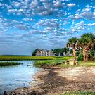 Murrells Inlet from Morse Park by TJ Baccari Photography