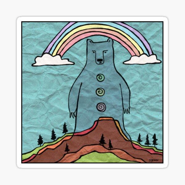 Bear Spirit Sticker