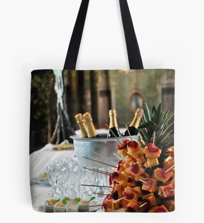 Appetizer Tote Bag