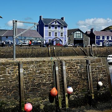 Aberaeron harbour, West Wales by Retiree