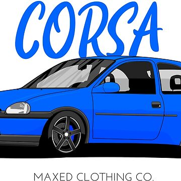 Corsa 98 Vaux Chevy Ope by monstta