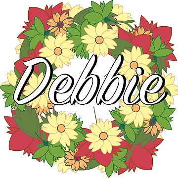Debbie - Flower Wreath by Nevl