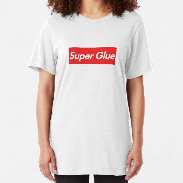 Supereme Glue Slim Fit T-Shirt