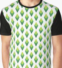 Plumbob Graphic T-Shirt