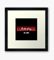 Established 2008 Framed Print