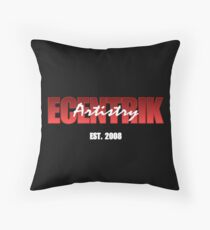 Established 2008 Throw Pillow