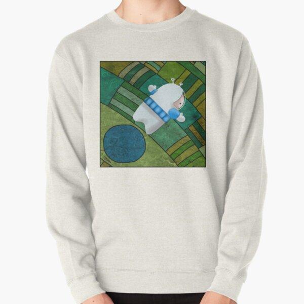 Meehoo Over Fields Pullover Sweatshirt