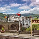 Llangollen Railway Station by StephenRphoto