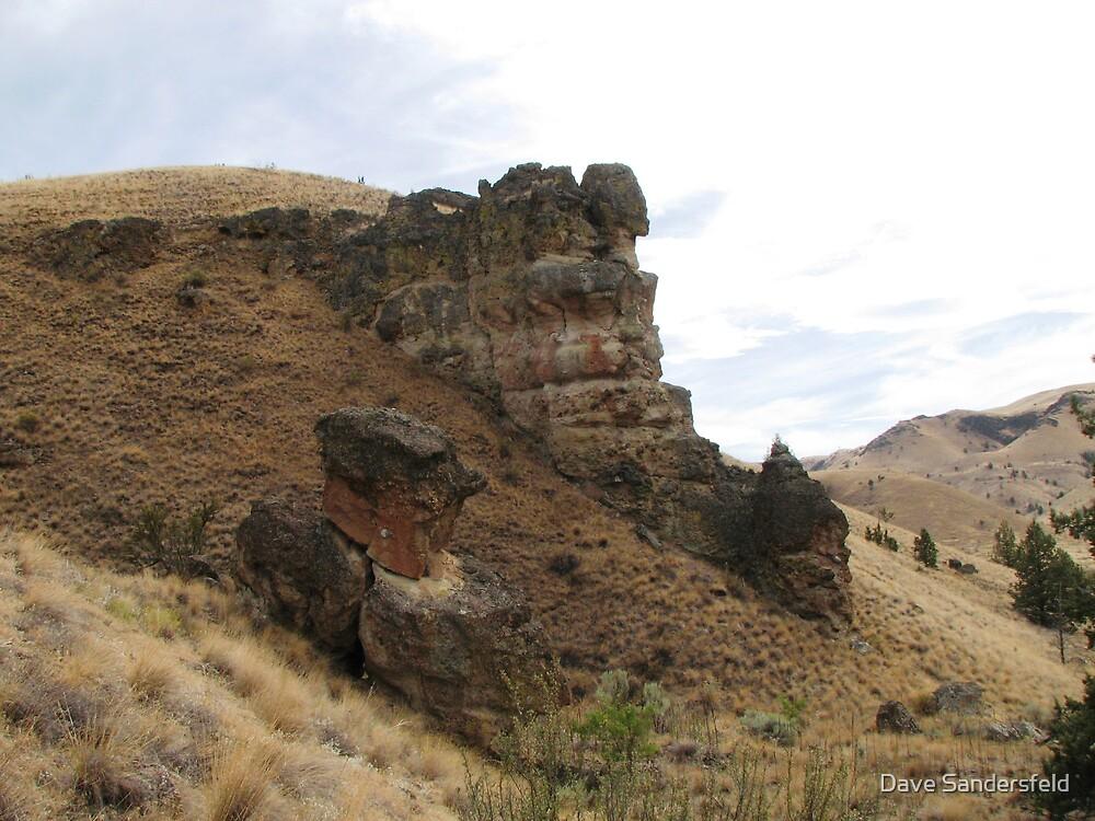 Geologic Jujitzu by Dave Sandersfeld