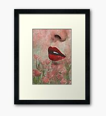 The Divine Feminine Framed Print