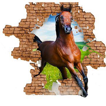 Horse22 by Turiddu