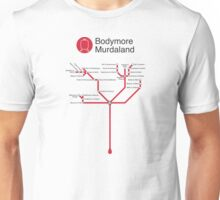 Bodymore Murdaland Unisex T-Shirt