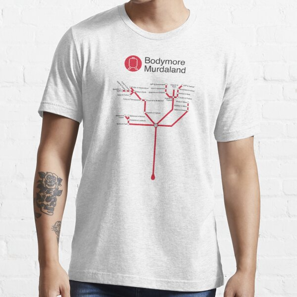 Bodymore Murdaland Essential T-Shirt