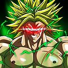 Full Powered Broly by Junior Mclean