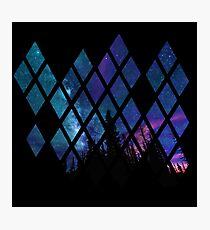 Diamond Sky Photographic Print