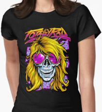Tots Rad Womens Fitted T-Shirt