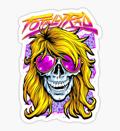 Tots Rad Sticker