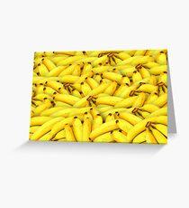 Go Bananas Greeting Card