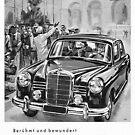 Vintage Mercedes Typ 180...Fabulous Fiftees by edsimoneit