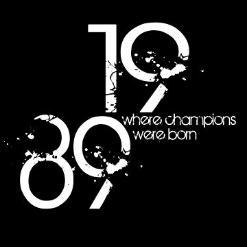 1989 year of champions by CORZ
