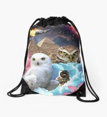 I Dream of Space Owls Turnbeutel
