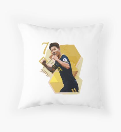 Get in there my Son 7 Throw Pillow