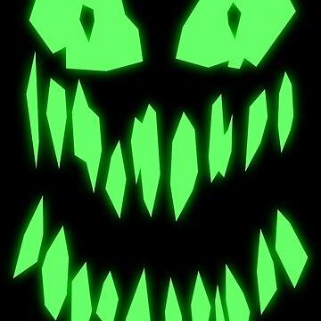 Shattered Evil by GrimDork