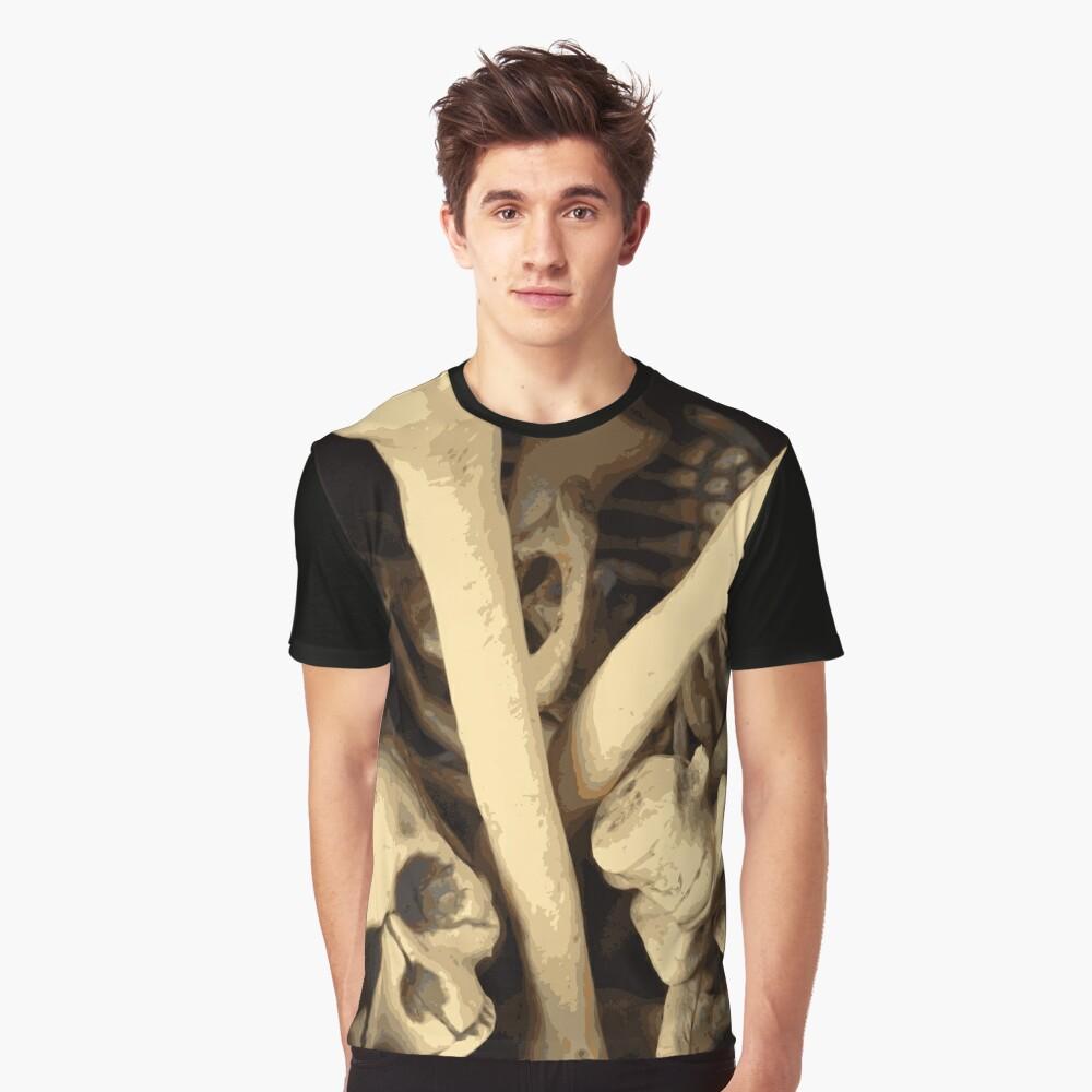 Caldron of bones. Graphic T-Shirt