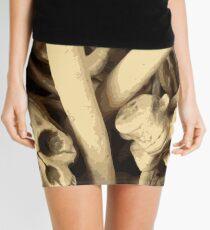 Caldron of bones. Mini Skirt