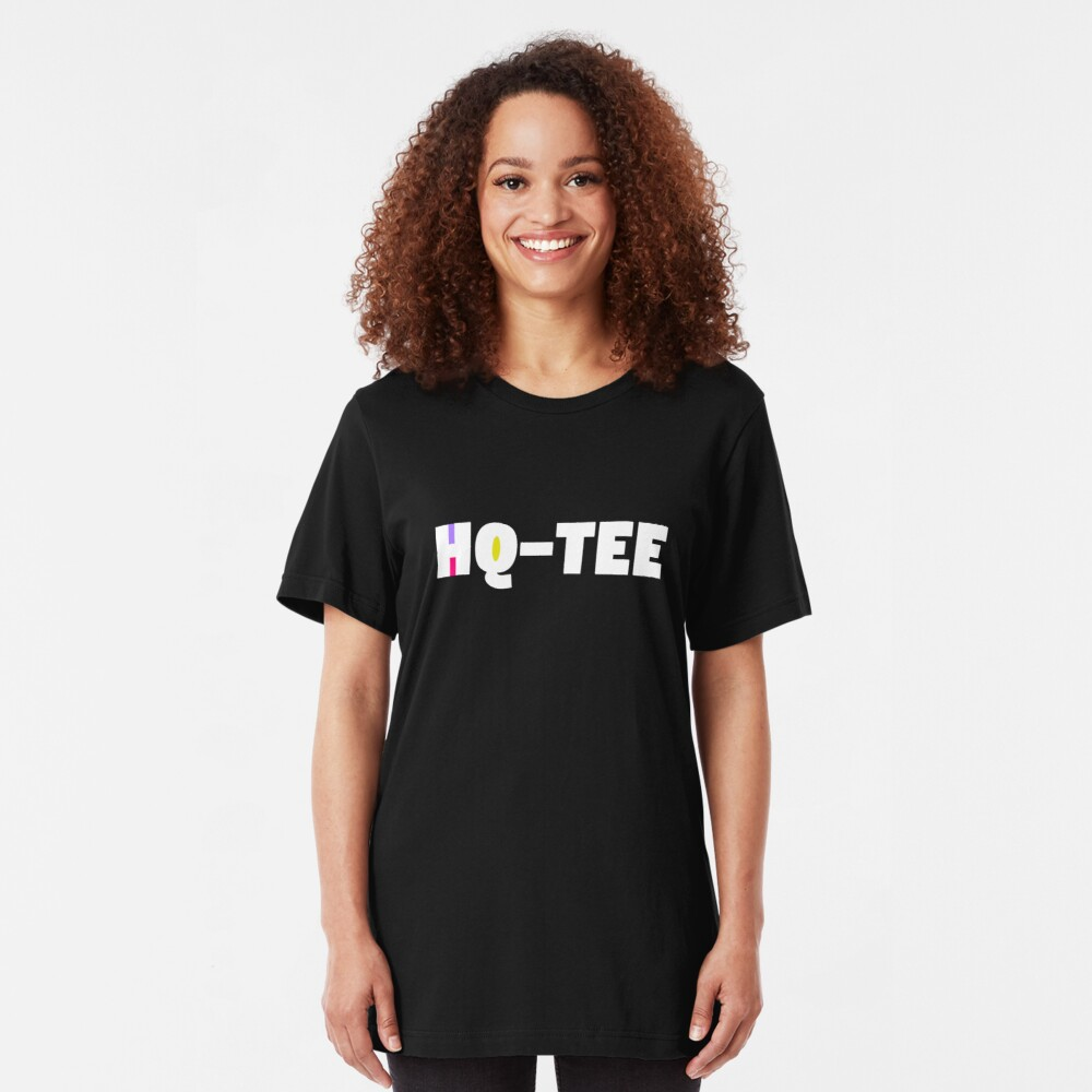 HQ-Tee Slim Fit T-Shirt