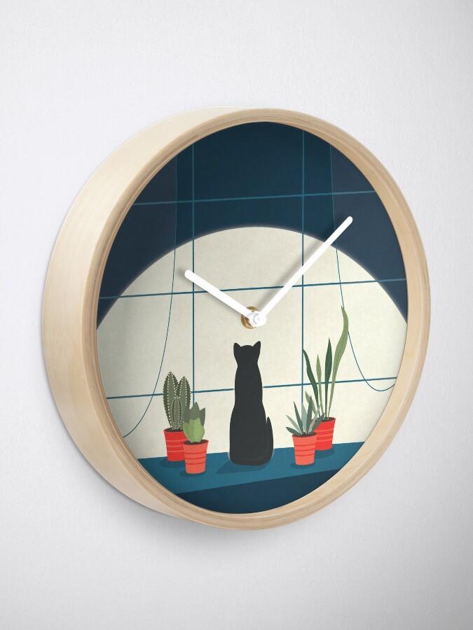 Alternative Ansicht von Schlaflosigkeit Uhr