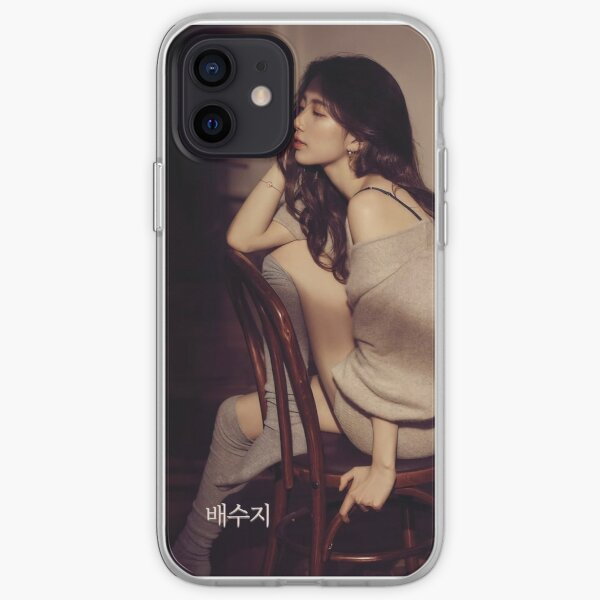 Suzy with text iPhone Soft Case