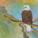 Bald Eagle by JoBaby13
