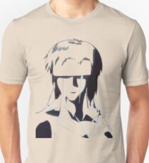 Camiseta unisex Ghost In The Shell