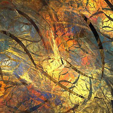 Warm Golden Layer by KimSyOk