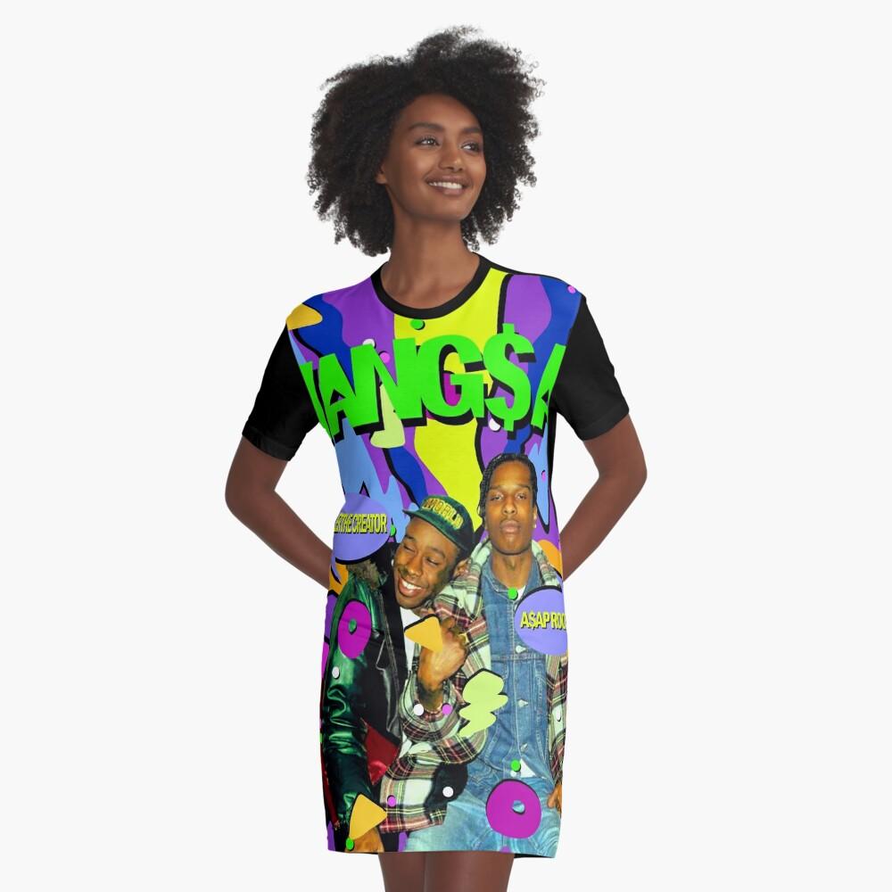 Wang $ ap 90 T-Shirt Kleid