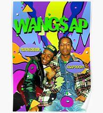 Wang$ap 90's Poster