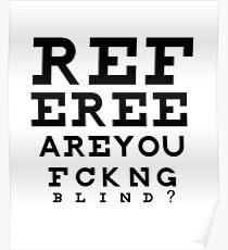 Blind Referee Poster